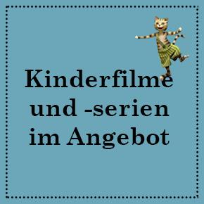 Kinderfilme & -serien im Angebot