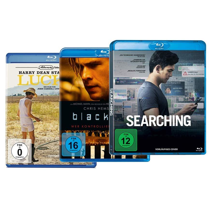 Blu-rays für 6 EUR