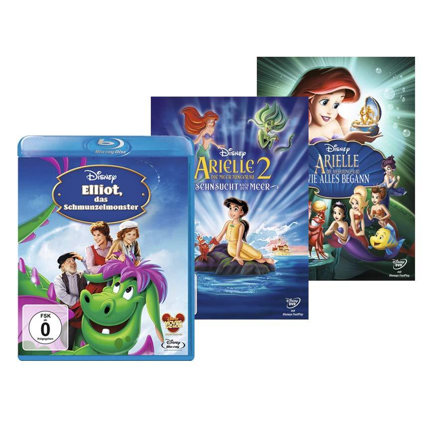 Disney: Filme und Serien reduziert