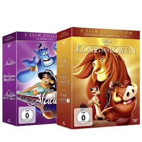 Bis zu 33% reduziert: Disney Classics Boxen