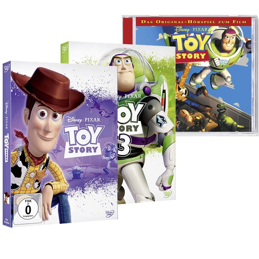 Toy Story 4: Passende Produkte zur Filmreihe