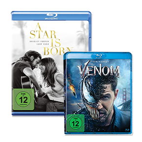 DVDs und Blu-rays zum Sonderpreis