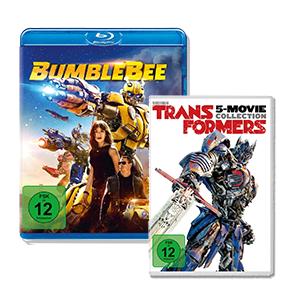 Bumblebee & Transformers: Bis zu 40% reduziert