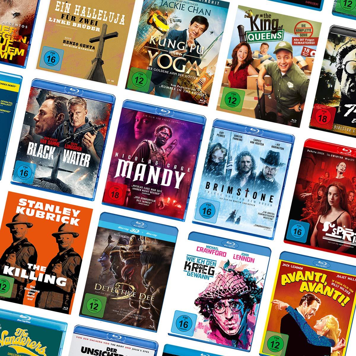 Ausgewählte Indie-Filme im Sparpaket