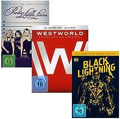 Bis zu 29%: Serien auf DVD und Blu-ray