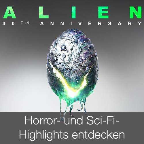 Zum 40. Geburtstag von Alien: viele Titel reduziert