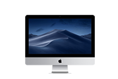 Apple 21,5 Zoll iMac mit Retina 4k Display