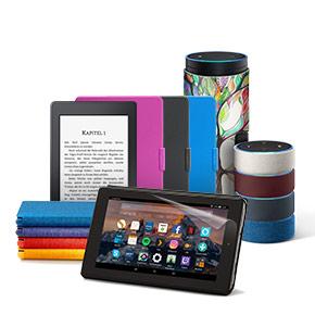 25% Rabatt auf Zubehör für Amazon-Geräte mit Code FRUEHLING25