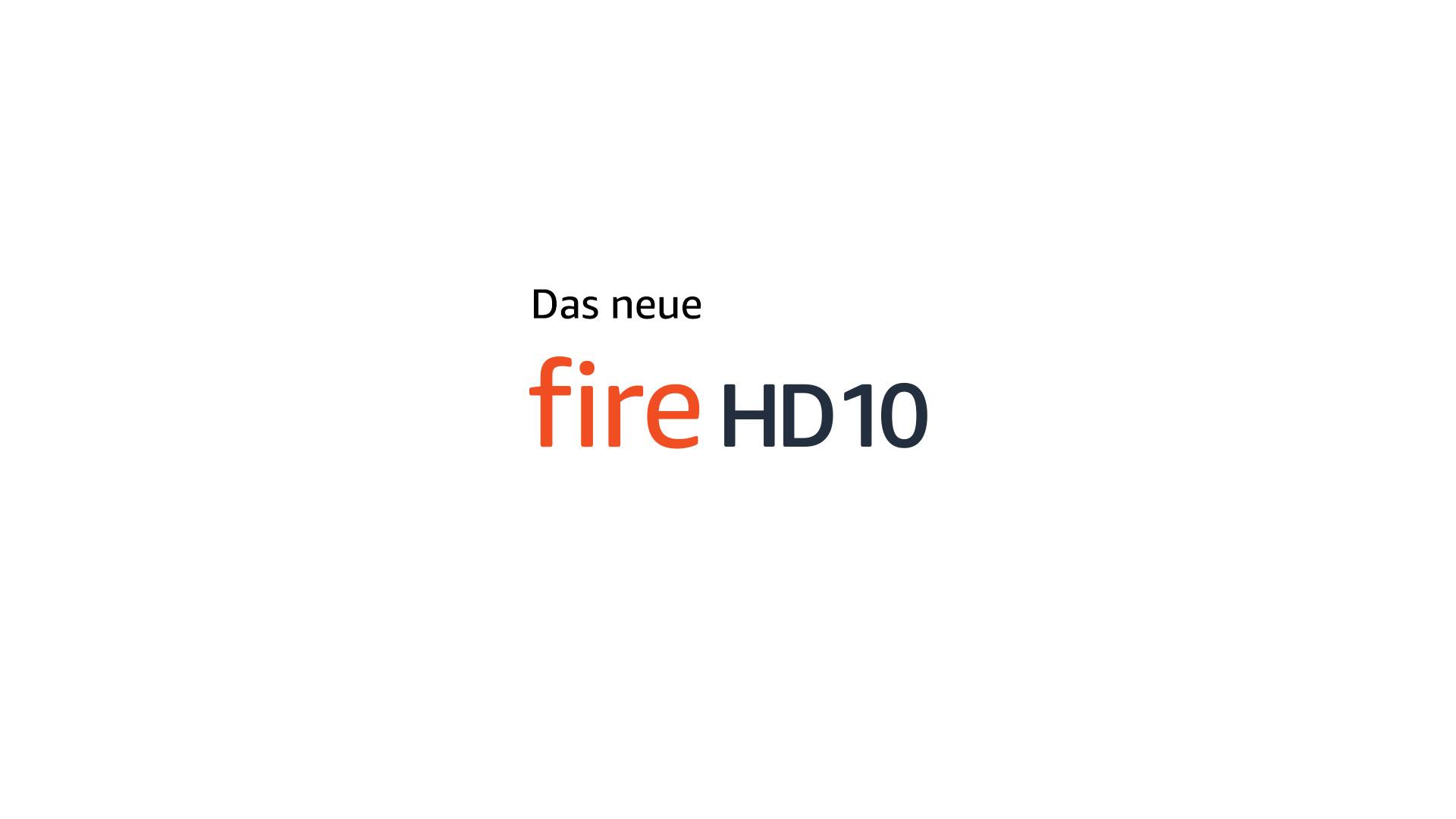 Das neue Fire HD 10-Tablet mit Alexa - Amazon.de