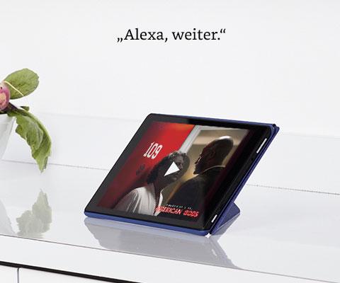 Alexa, weiter
