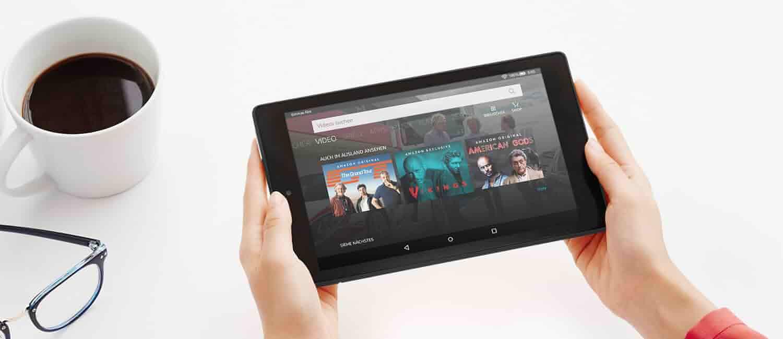 Exklusive Funktionen Ihres Fire-Tablets