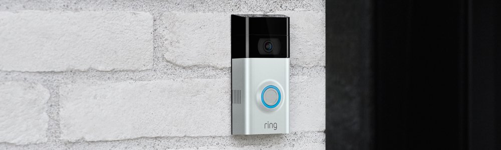 Ring Video Doorbel 2 Türklingel ohne Zubehör G1395-R39
