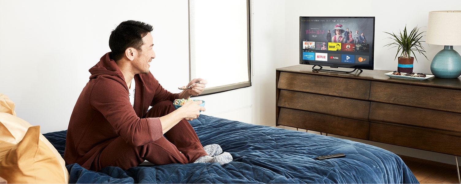 Ihr Fernseher für unterwegs