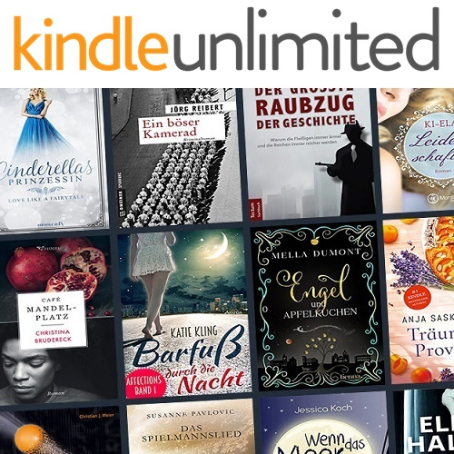 3 Monate Kindle Unlimited kostenlos