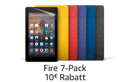 Fire 7-Pack - 10€ Rabatt