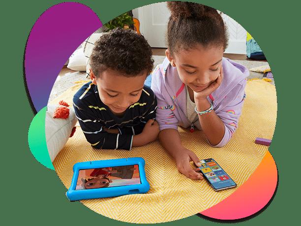Amazon Kids+ grenzenloser Spaß für Kinder.