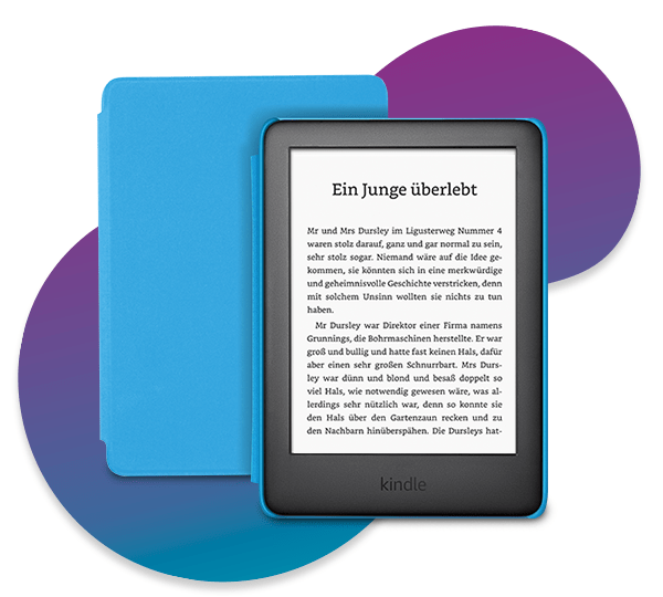 Amazon Kids+ auf dem Kindle
