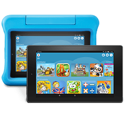 Fire Kids Edition Tablet Amazon Kids+