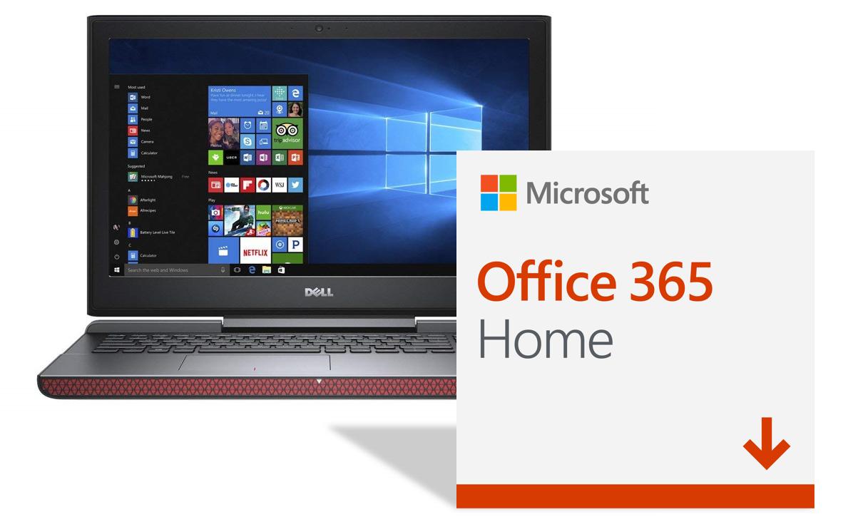 16€ Rabatt auf Microsoft Office 365 Home, wenn Sie einen ausgewählten PC oder Mac kaufen
