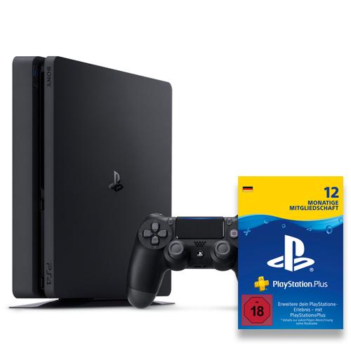 Nur 41,99 € - PS Plus Mitgliedschaft: 12 Monate beim Kauf einer PS4 Konsole
