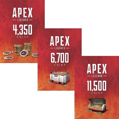 10% reduziert: Apex Coins