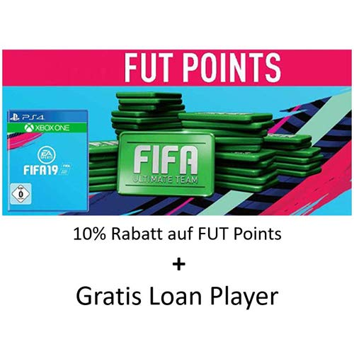 10% Rabatt auf FUT Points + Gratis Loan Player (PS4 & Xbox)