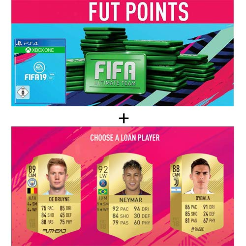 5% Rabatt auf FUT Points + Gratis Loan Player