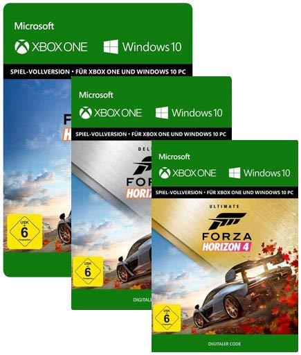Bis zu 35% reduziert: Digitale Forza Horizon 4-Titel