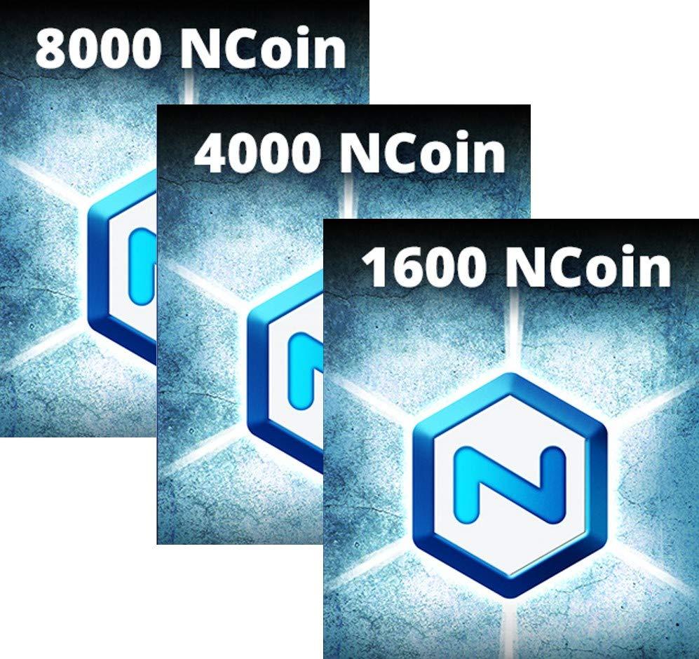 20% reduziert: NCSoft Ncoins
