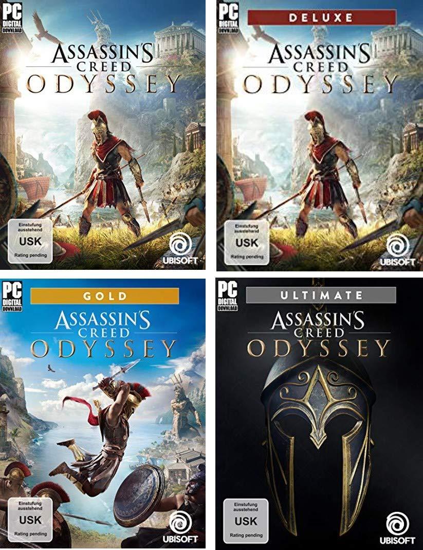 Bis zu 50% reduziert: Assassin's Creed Odyssey - Games - PC Download