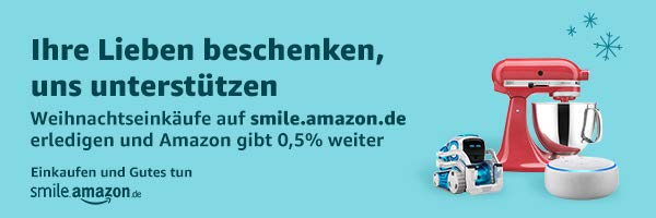 Amazon Smile für Kinderdörfer in Litauen