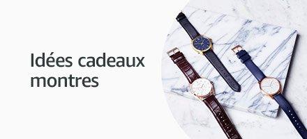 Idées cadeaux montres