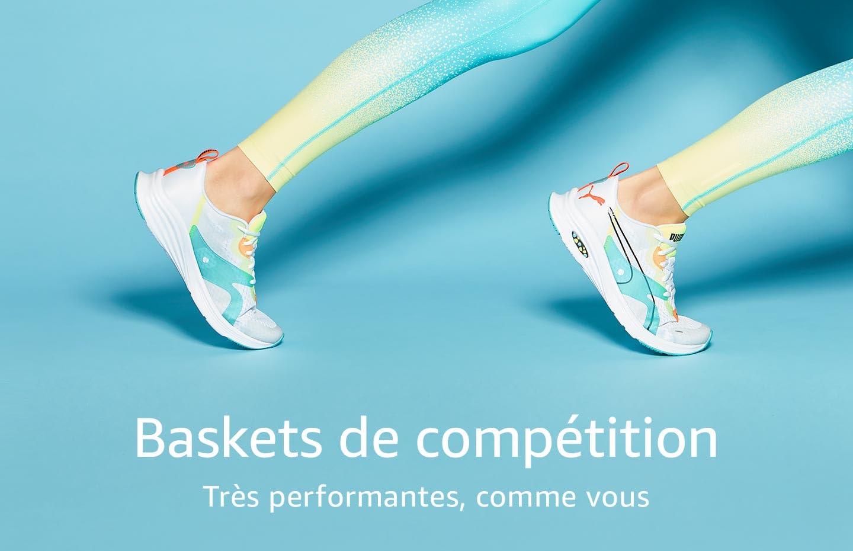 Baskets de compétition