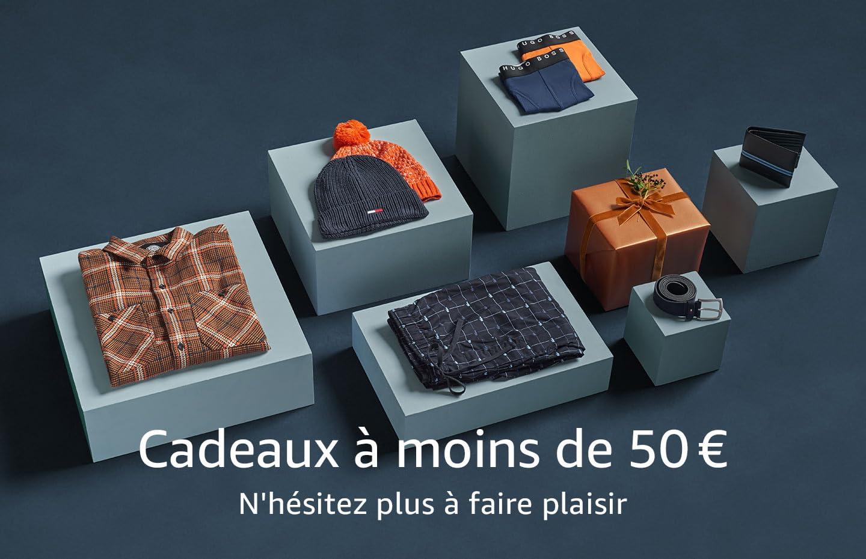 Cadeaux à moins de 50€