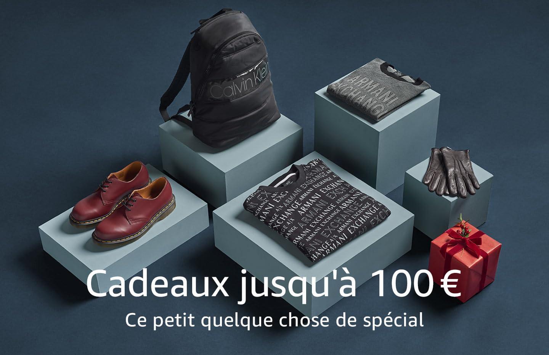 Cadeaux jusqu'à 100€