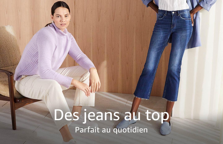 Des jeans au top