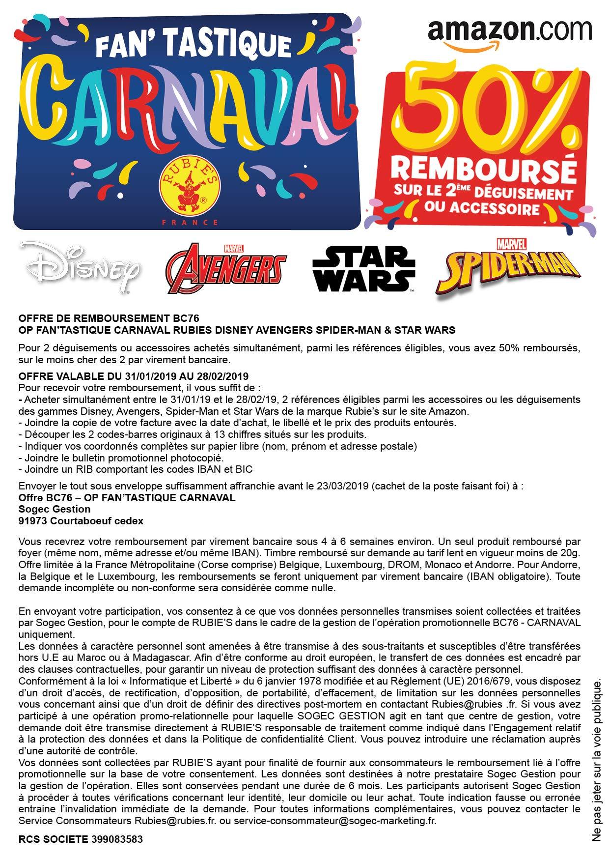 Rubie s-déguisement officiel - Marvel- Déguisement Pour Enfant ... 065b101be358