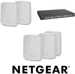 Netgear : jusqu'à -20% sur des solutions WiFi