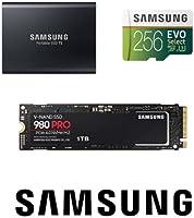 Samsung: jusqu'à -30% sur des solutions stockage