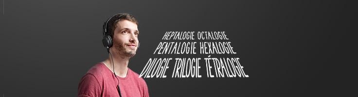 Séries Audio à télécharger. Séries. Dilogie Trilogie Tétralogie.