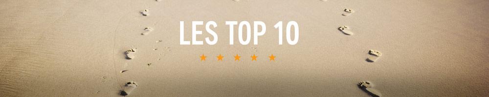Les Top 10 : écoutez les meilleurs ouvrages en romans audio