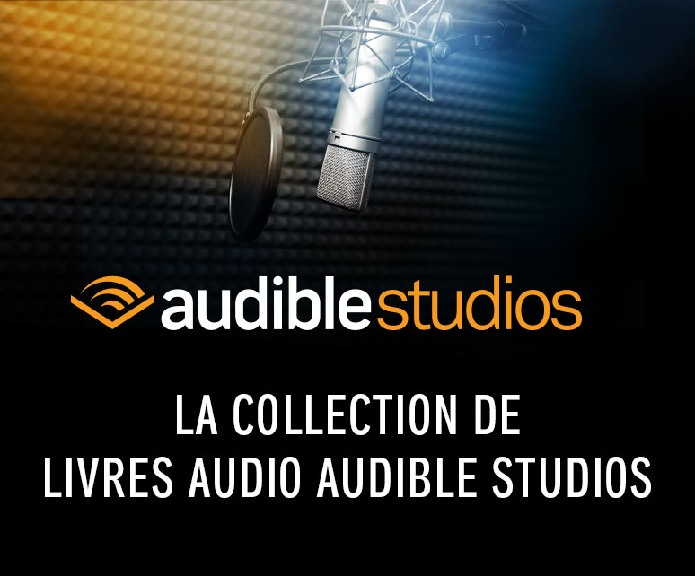 Exclu Audible : la collection de livres audio Audible Studios