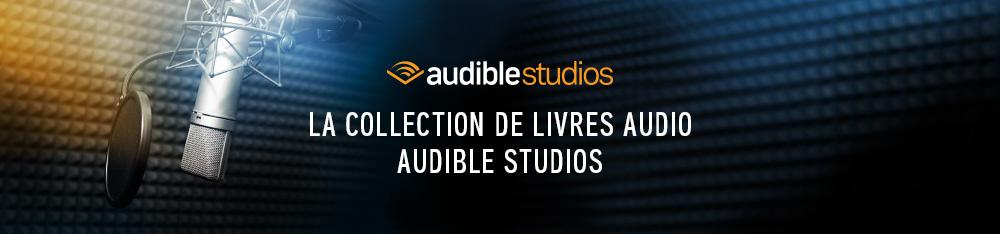 Exclu Audible : la collection de livres audio Audible Studios