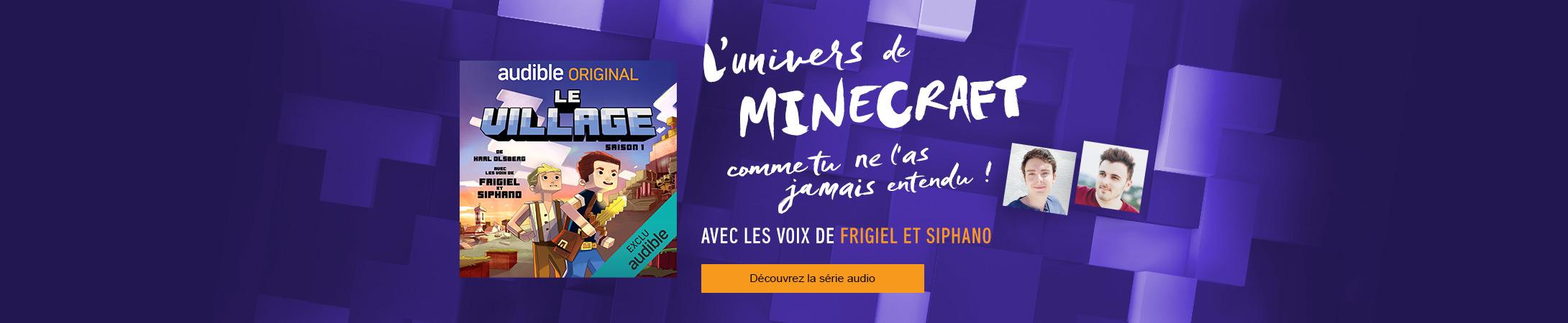 Le village - Série complète.