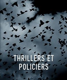 Top 10 des livres audio en thrillers et policiers sur Audible