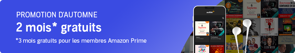 Promo Automne 2021 - 2 ou 3 mois offerts