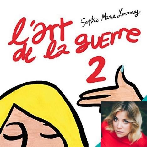 Sophie-Marie Larrouy met en scène l'Art de la Guerre 2