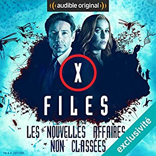 Découvrez X-Files, les nouvelles affaires non classées en livre audio avec Audible