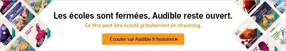 Les écoles sont fermées, Audible reste ouvert - Nous vous offrons un accès gratuit à des centaines de livres audio