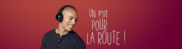 Podcasts. Un p'tit pour la route !